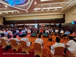 Perkuat Pelayanan Kepada Masyarakat, Syahrul Aidi Kumpulkan Fraksi PKS se-Riau Disela Rakorwil