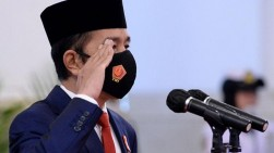 Perpres 8/2021 Diteken, Jokowi Dorong Realisasi Komponen Cadangan