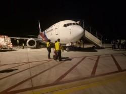 Pesawat Malaysia Airlines Mendarat Darurat di Bandara Sultan Thaha Jambi