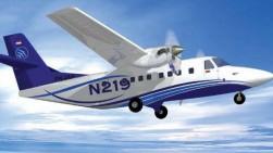 Pesawat N219 Kebanggaan RI Mulai Diproduksi LAPAN, Pesanan Pemprov Aceh