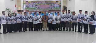 PGRI Kampar Tunjuk Mardoni Sebagai Ketua Tim Hukum