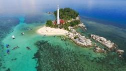 PHRI: Industri Pariwisata di Belitung Lesu Akibat Tiket Pesawat Mahal