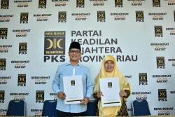 PKS Resmi Usung SAA–Reni Nurita di Pilkada Siak 2020, Optimis Menang