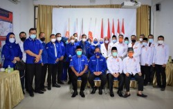 PKS Riau Ajak Demokrat Bersinergi Bangun Riau, Sinyal Pilgubri 2024-kah?