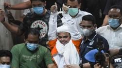 Polisi Tegaskan Rizieq Shihab Dalam Kondisi Sehat