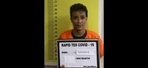 Polresta Pekanbaru Berhasil Tangkap Tahanan Narkoba Yang Kabur 3 Bulan Lalu