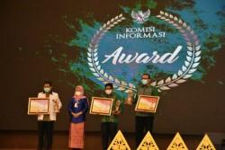 PPP Hattrick, 4 Tahun Dianugerahkan KI Riau Award