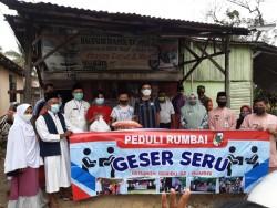 Program Geserseru Kecamatan Rumbai Dapat Dukungan Dari Banyak Pihak