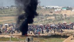 Protes Pekanan, Dua Pemuda Ditembak Tentara Israel
