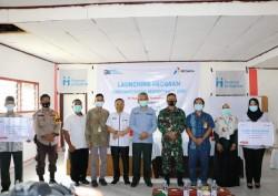 PT. Pertamina Terminal Sei Siak Gandeng Human Initiative Salurkan CSR di Tanjung Rhu dan Limbungan