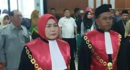 Purnomo Hadiyarto, SH Jabat Ketua Pengadilan Negeri Batusangkar
