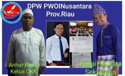 PWOINusantara Riau Apresiasi Polresta Pekanbaru Atas Dugaan Tindakan Premanisme Terhadap Wartawan