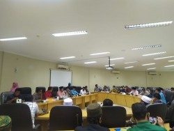 RDP Terkait Pro Kontra Pendiriaan Pabrik PT. KAMI Digelar Komisi III DPRD Kampar