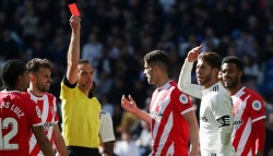 Real Madrid Kalah 1-2 dari Girona di La Liga