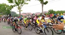 Redo Yuda Kuasai Podium Pertama pada Etape Ii Tour de Siak