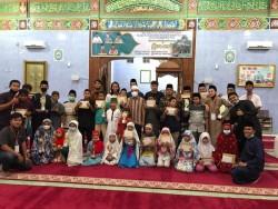Remaja Masjid Nurul Falah Gelar Semarak Nuzul Qur'an Tingkat RW 02 Tobek Godang Pekanbaru