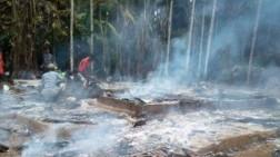 Rumah Warga Sidomulyo Terbakar, Mobil Pemadam Kebakaran tak Sempat Datang, Berikut Penjelasannya