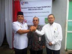 Sagulung Dipilih Jadi Kampung Inklusi Keuangan Pertama di Kepri