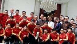 Satu Bulan Lebih, Bonus Timnas Indonesia dari Kemenpora Belum Cair