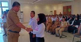 Sebanyak 244 Orang CPNS Anambas Ikuti Program Orientasi