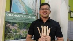 Sedotan Bambu Asal Sumut di Ekspor Ke Berbagai Negara, Kini Jepang Pesan 15 Ribu PC