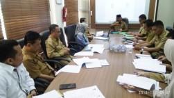 Sekda Kampar Yusri buka Tiga Agenda Kerjasama Pemerintah Kabupaten Kampar