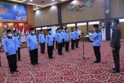 Sekda Pimpin Pengukuhan Kepengurusan BKPMRI Periode 2020-2025