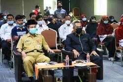 Sekdaprov dan Ketua DPRD Pekanbaru Hadiri Daurah Marhalah (DM) III KAMMI Riau