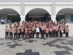 Sekko Jamil Puji Aksi Bumbung Kemanusiaan Kwarcab Pramuka Pekanbaru