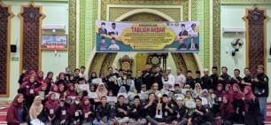 Semarak Nuzul Qura'n, Mahasiswa Tambang Kembali Adakan Perlombaan se-Kecamatan Tambang di Terantang