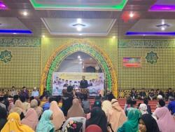 Semarak Nuzul Quran Mahasiswa Tambang Resmi Ditutup, Desa Parit Baru Raih Juara Umum