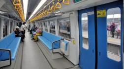Sepi, Menhub Minta PNS Naik LRT Palembang