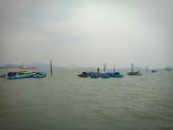 Singapura `Hilang` dari Belakang Padang