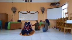 Siswa SMK Muhammadiyah 3 Pekanbaru Praktek Jadi Reporter Menggunakan Bahasa Inggris