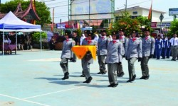 SMA Negeri 2 Kota Bukittinggi Menggelar Concurrentie Koning III