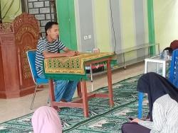 SMAN 1 Tambang Seleksi Siswa Untuk Ikuti Lomba Tahfiz Tingkat Riau.