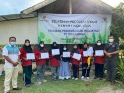 SPR Langgak Latih UMKM Binaan Dalam Pengelolaan Limbah Produksi