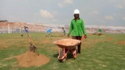 Stadion Internasional Dompak Kepri Beroperasi Tahun Ini