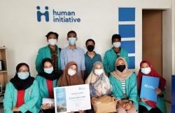 STIKES Hangtuah Gandeng Human Initiative Galang Dana Untuk Korban Bencana Kalsel dan Sulbar