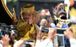 Sultan Brunei Sebut Hukuman Mati LGBT Untuk Melindungi Warga