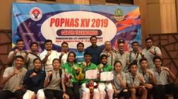 Sumut Tambah Dua Emas di Hari Keempat Popnas 2019, Total Kumpulkan 13 Medali