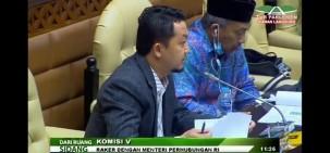 Syahrul Aidi Kecewa, Tak Ada Kata Riau di RKA/RKP Kemenhub
