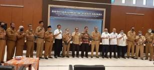 Syahrul Aidi Minta Kepala Daerah Bersinergi Dengan Balai Perwakilan Kementerian di Riau