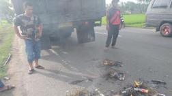 Tabrak Truk Parkir, Warga Kota Juang Meninggal di Peusangan