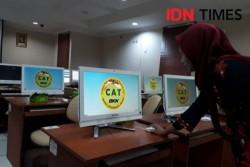 Tak Hadir SKD, 186 Peserta CPNS Pekanbaru Gugur