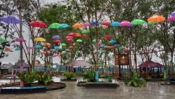Taman Agrowisata Pelangi di Tenayan Raya, Destinasi Berkonsep Wisata Keluarga di Pekanbaru
