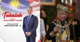Tan Sri Muhyiddin Yassin, Pria Keturunan Jawa-Bugis Ditunjuk Jadi Perdana Menteri Malaysia