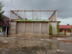 Telah Berdiri Masjid 'Pertama' di Lingkungan Sekolah Umum di Kampar, Ini Komentar Kepseknya
