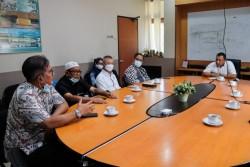 Terima Kunjungan REI Khusus Batam, Herman Rozie Dukung Pembangunan Yang Ramah Lingkungan