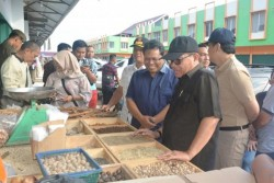 Tim Satgas Pangan Jambi Temukan Banyak Produk Tidak Sesuai Prosedur di Pasaran